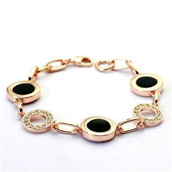 Fashion crystal bracelet 31083