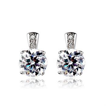 Italina zircon earring 125527
