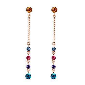 Italina crysal earring 321465