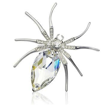 Austrian crystal brooch 154383