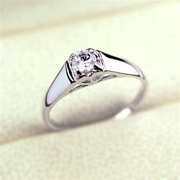 Austrian crystal ring 90168