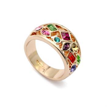 Fashion ring 112235