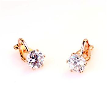 Fashion zircon earring 85967