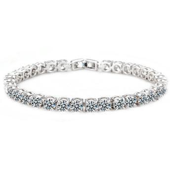 Allencoco zircon bracelet 4030026002