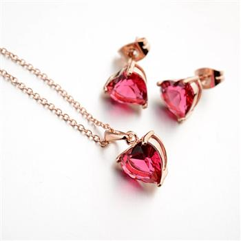 Italina fashion jewelry set 331240-32153...