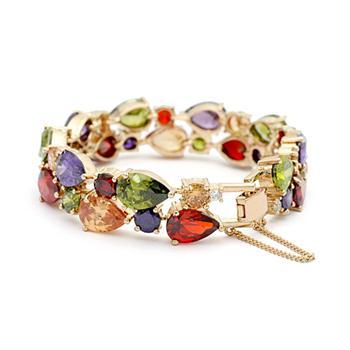 Allencoco zircon bracelet  4030016036