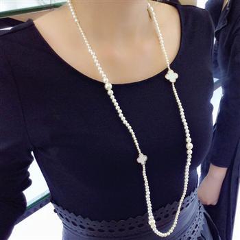 Italina long necklace  3401850601