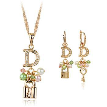 Italina jewelry set 134302+124225