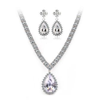 Allencoco jewelry set