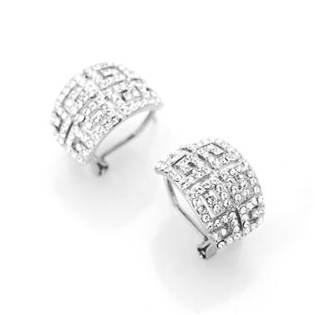Austrain crystal earring 320578