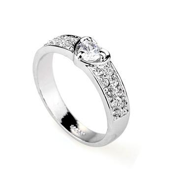 Italina Zircon Ring 93404