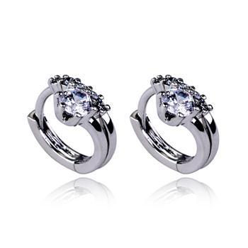 Italina zircon earring321572