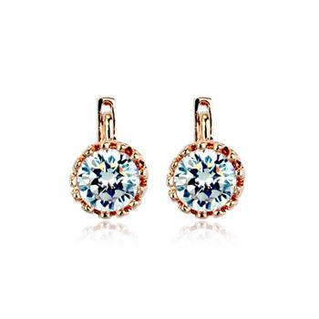 Italina zircon earring 125419