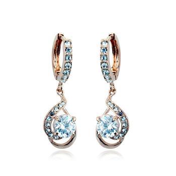 Italina zircon earring321551