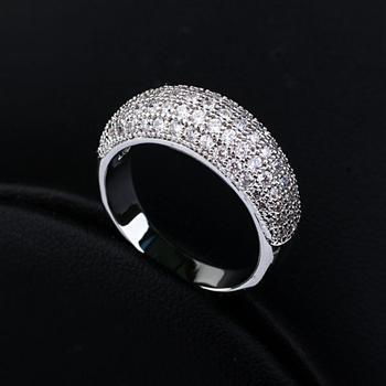 Hot sale fashion diamond ring   10259