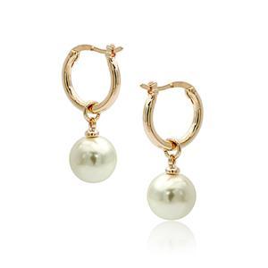fashion pearl earring(samll)  82561