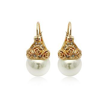 fashion pearl earring 85582