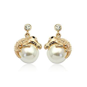 fashion pearl earring 85712