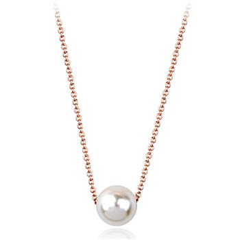 Italinapearl pendant necklace 131456