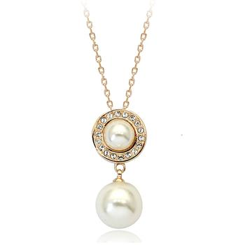 Austrian crystal necklace 75904