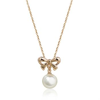 Austrian Pearl necklace 134894