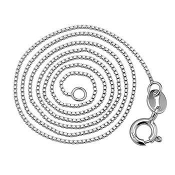 45cm 08silver chain 018118