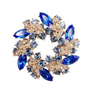 Italina crystal brooch  1532109601