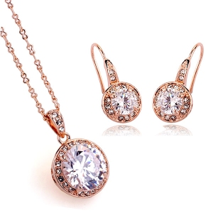 Fashion jewelry set 220536