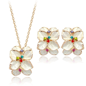 Fashion jewelry set 220697