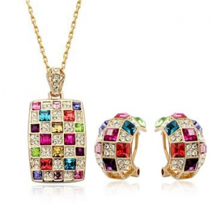 Fashion jewelry set 4200410002