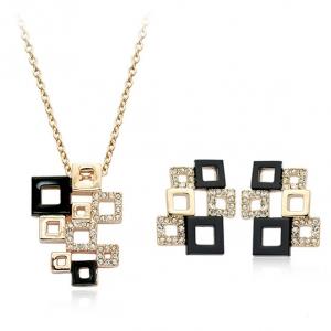 Fashion jewelry set 133497+124688