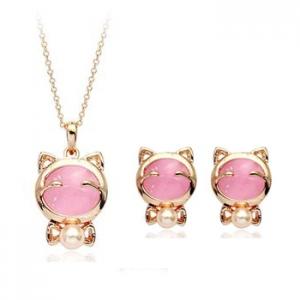 Fashion jewelry set 331067+321327