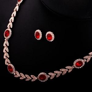Fashion jewelry set 220425
