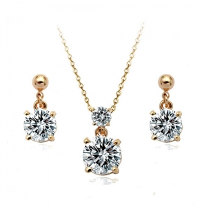 Fashion jewelry set 220454