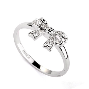 Austrian crystal ring 113513