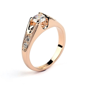 Italina Zircon Ring 111358