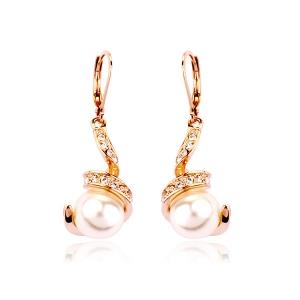 Fashion pearl earring 82755