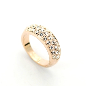 Austrian crystal ring 110509