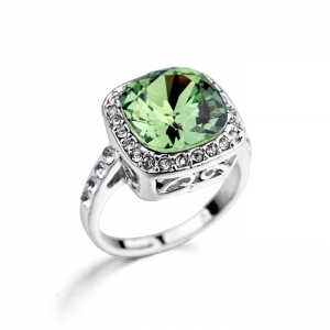 Austrian crystal ring 115185