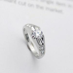 Austrian crystal ring 90293