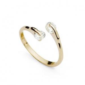 Austrian crystal ring 91386