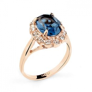 Austrian crystal ring 110204