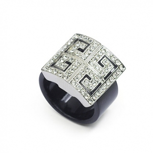 Austrian crystal ring 310894