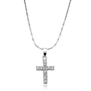 Italina Cross necklace  702600002