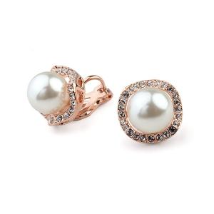 Italina clip earring  0848240036
