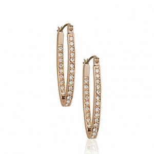 Crystal jewellery earring 123070