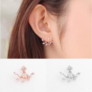 Allencoco zircon earring 2080310002