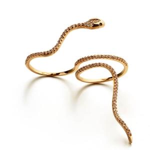 Italina Snake Kuncle Ring 1155400002