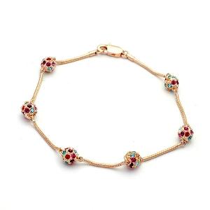 Austrian crystal bracelet 170777