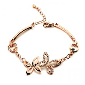 R.A butterfly bracelet  370008